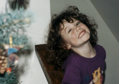 Picture of Happy Young Intersex Girl
